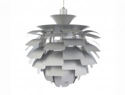 Image of the design lamp Hanging lamp Artichoke S - Silver