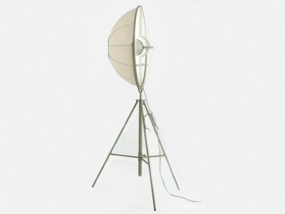 Image of the design lamp Floor lamp Fortuny - White