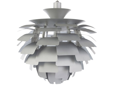 Image of the design lamp Hanging lamp Artichoke L - Silver