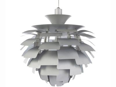 Image of the design lamp Hanging lamp Artichoke M - Silver