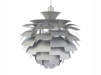 Image of the design lamp Hanging lamp Artichoke S - Silver