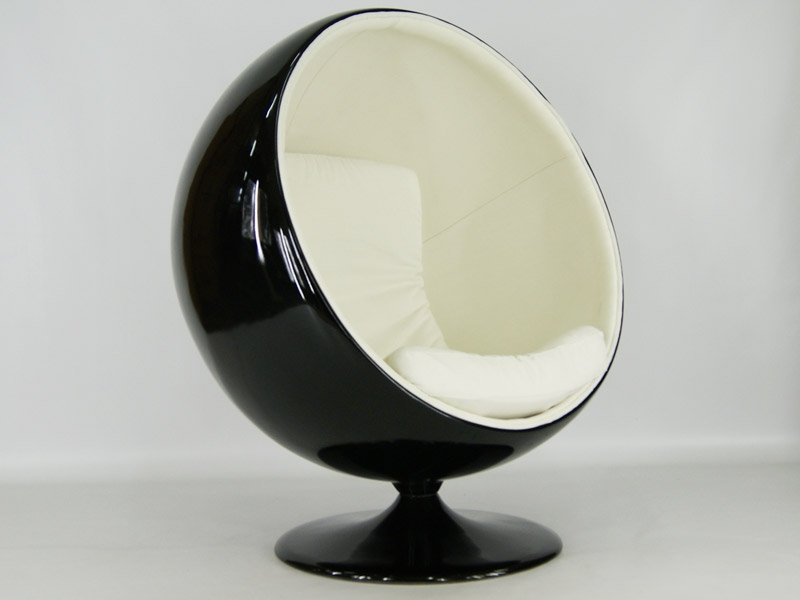 ball chair eero aarnio white. Black Bedroom Furniture Sets. Home Design Ideas
