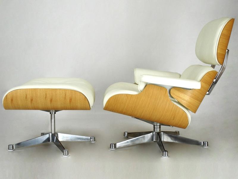 Eames lounge chair light walnut - Lounge chair eames prix ...