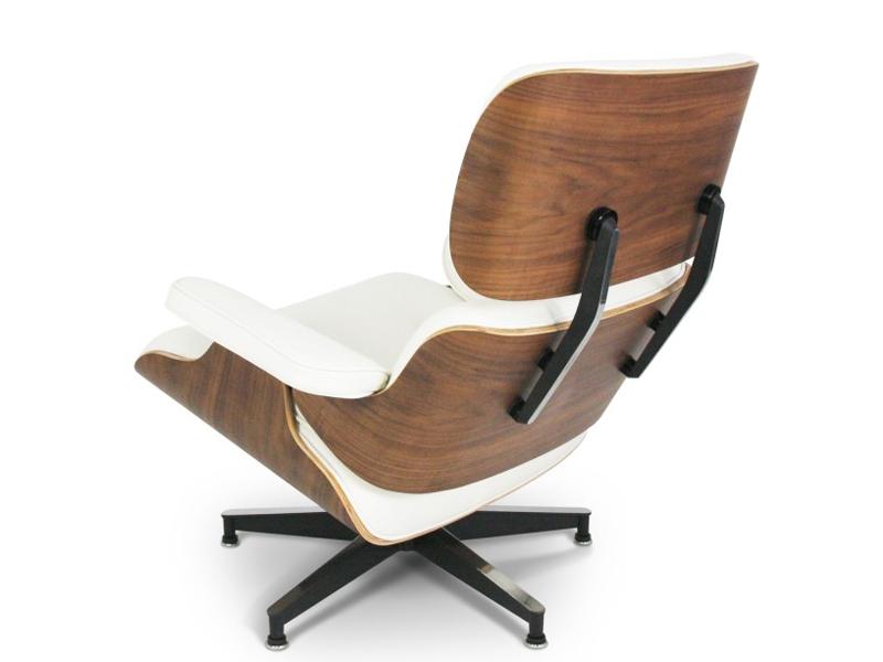 eames lounge chair light walnut. Black Bedroom Furniture Sets. Home Design Ideas