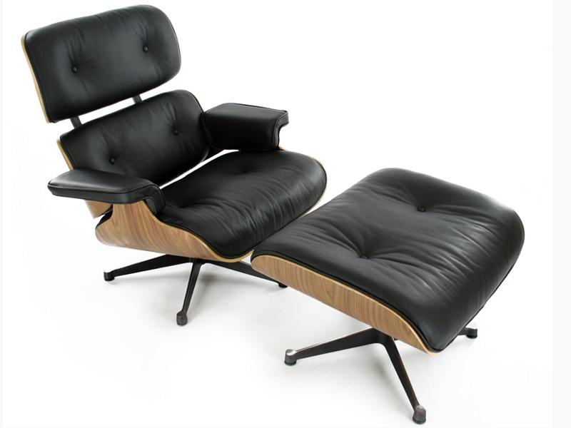 Eames lounge chair walnut - Lounge chair eames prix ...