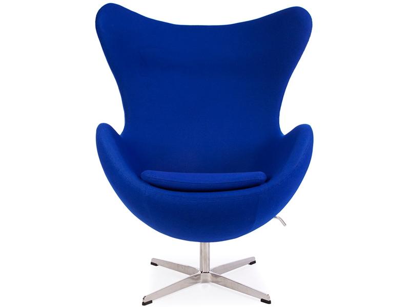 Egg Chair Arne Jacobsen Blue