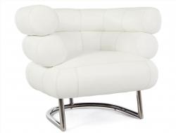 Image of the design lounge Bibendum Armchair - White