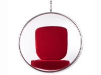 Image of the design lounge Bubble Chair Eero Aarnio - Red