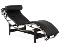 Image of the design lounge COSY4 Daybed - Black