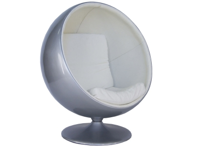 Image of the design lounge Ball Chair Eero Aarnio - White