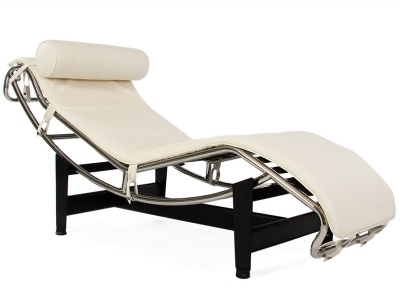 Image of the design lounge LC4 Daybed - Cream