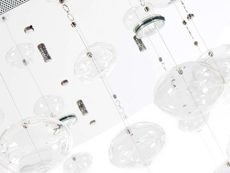 Bild der Lampe Design Hängelampe Rain