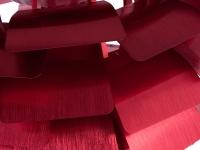 Bild der Lampe Design Hängelampe Artischocke S - Rot
