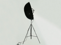 Bild der Lampe Design Stehleuchte Fortuny - Schwarz