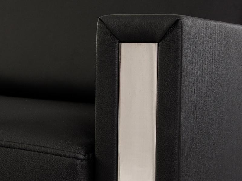 Bild Designer-Möbel CH102 Hans Wegner Sofa 2 Sitzer