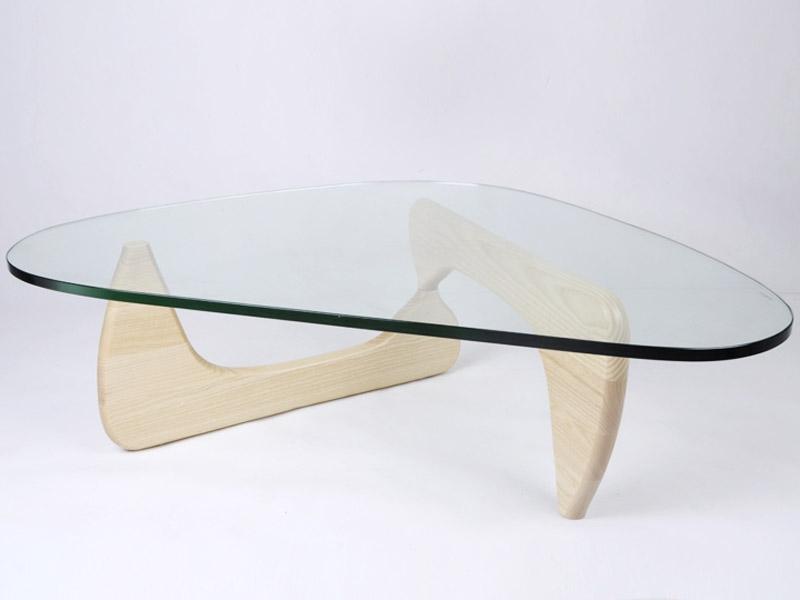 Bild Designer-Möbel Couchtisch Noguchi - Helles Holz