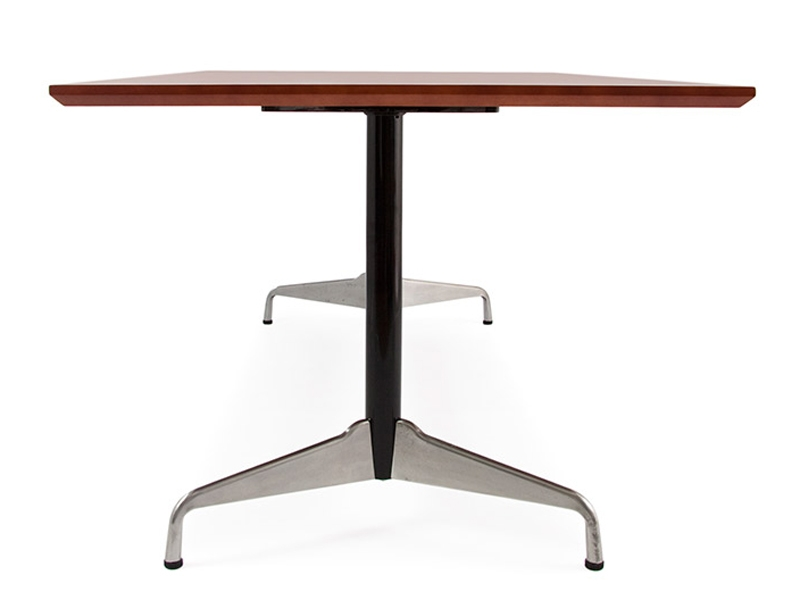 eames contract tisch buche. Black Bedroom Furniture Sets. Home Design Ideas
