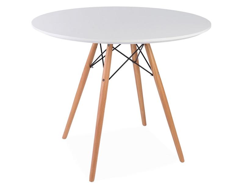 eames tisch wdw. Black Bedroom Furniture Sets. Home Design Ideas