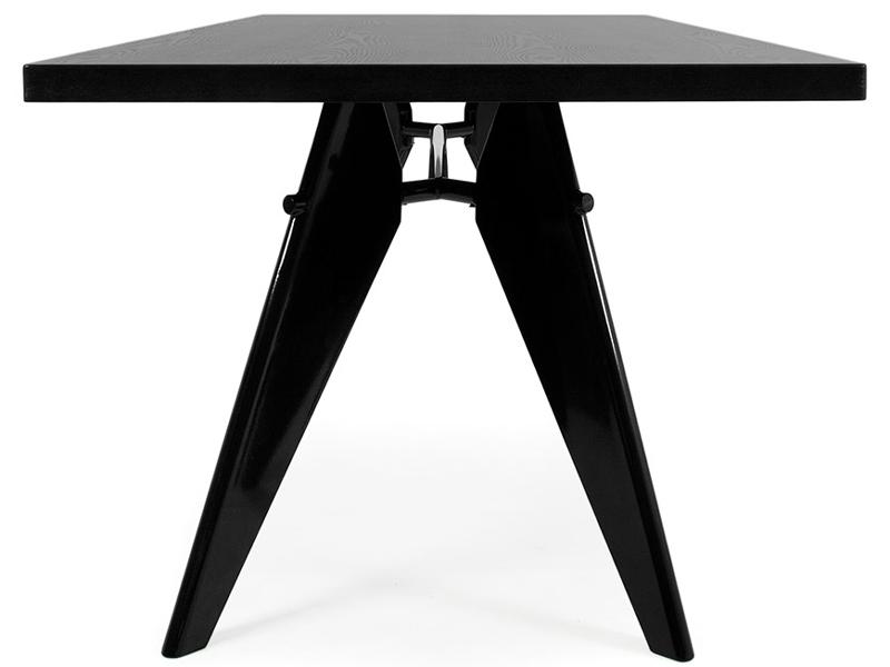 Eß Tisch Prouvé Mit 6 Stühlen