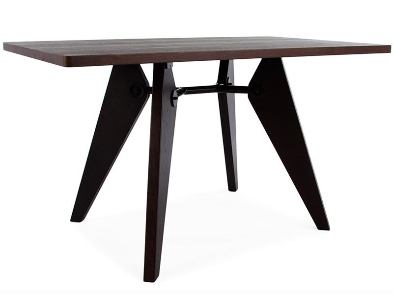 Bild Designer-Möbel Eß -Tisch Prouve