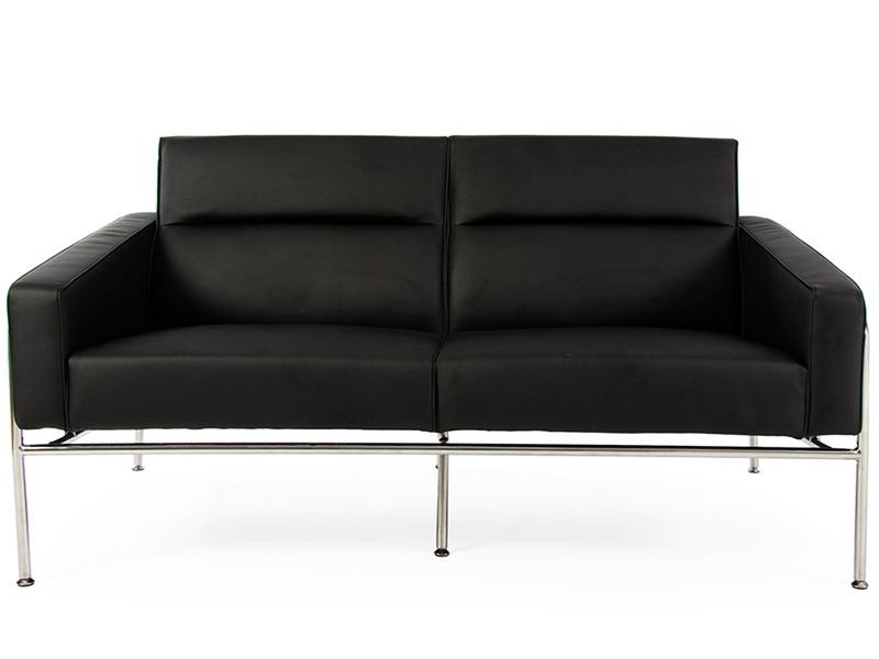 Bild Designer-Möbel Jacobsen Serie 3300 Sofa 2 Sitzer