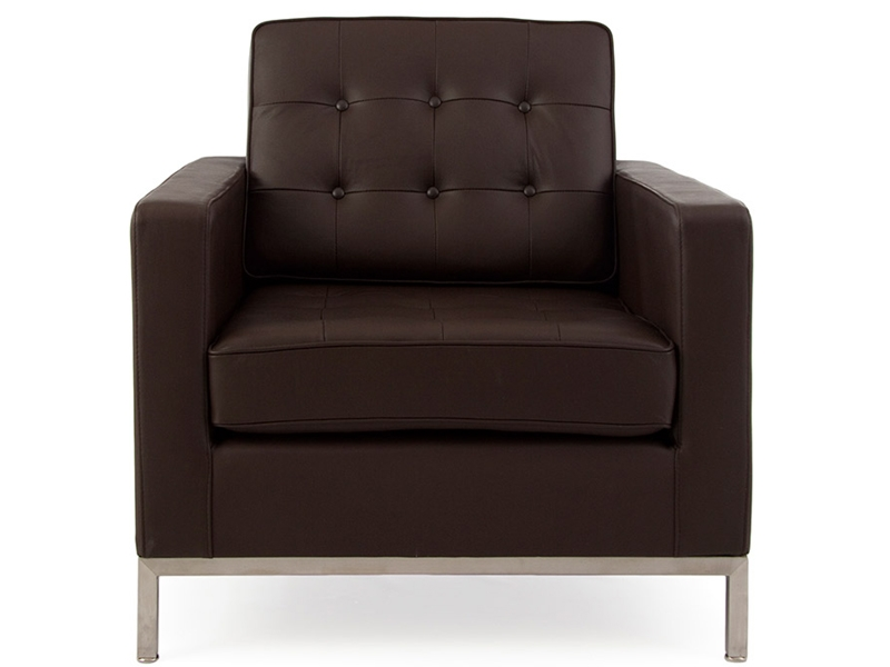 knoll lounge sessel braun. Black Bedroom Furniture Sets. Home Design Ideas