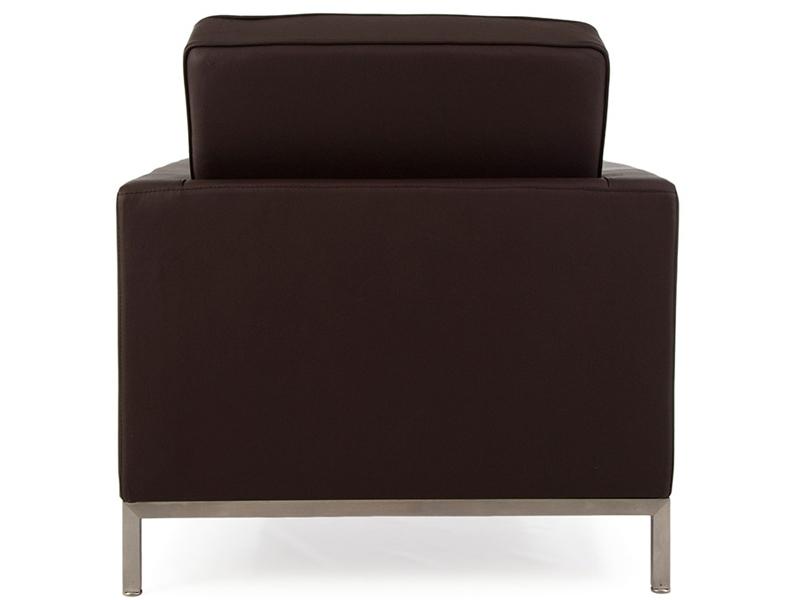Bild Designer-Möbel Knoll Lounge Sessel - Braun
