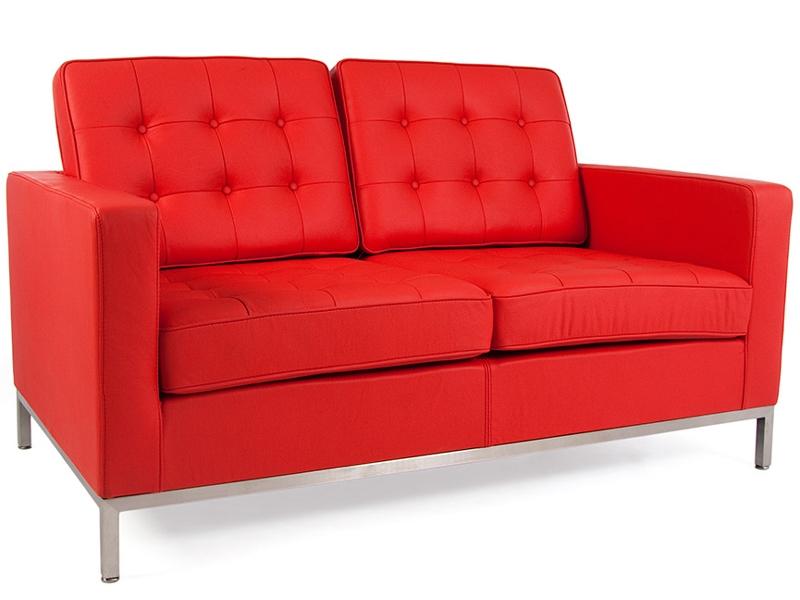 Bild Designer-Möbel Lounge COSYNOLL 2 Sitzer - Rot