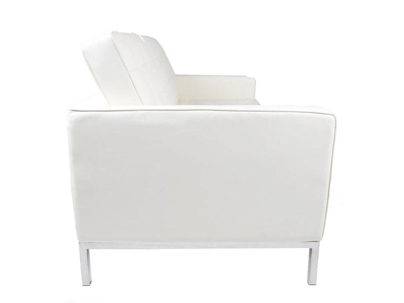Bild Designer-Möbel Lounge Knoll 2 Sitzer - Weiß