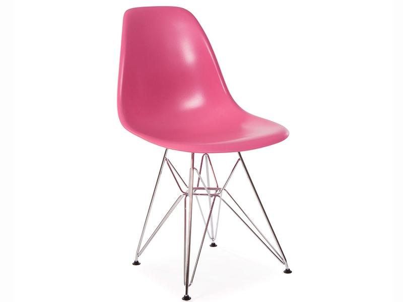 bild designer m bel runder tisch eiffel mit 4 st hlen. Black Bedroom Furniture Sets. Home Design Ideas