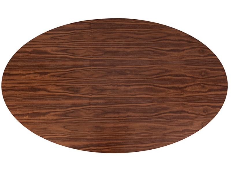 tisch saarinen mit 6 st hlen. Black Bedroom Furniture Sets. Home Design Ideas