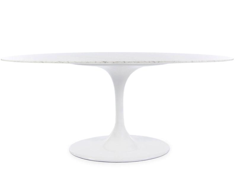 Saarinen Tulip Tisch Mit 6 Stühlen