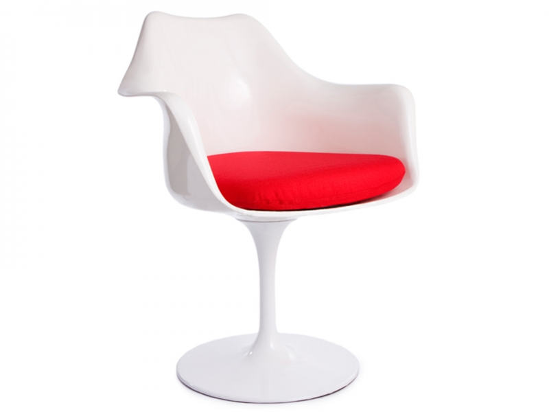 Bild Designer-Möbel Tisch Saarinen mit 6 Stühlen