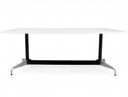 Bild Designer-Möbel Eames Contract Tisch- Weiß