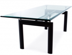 Bild Designer-Möbel LC6 Le Corbusier Eß-Tisch