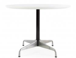 Bild Designer-Möbel Runder Tisch Eames Contract - Weiß