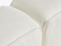 Bild Designer-Möbel COSY2 Sessel 2-Sitzer  -  Weiß