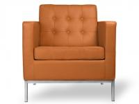 Bild Designer-Möbel COSYNOLL Lounge-Sessel - Karamell