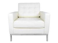 Bild Designer-Möbel COSYNOLL Lounge Sessel - Weiß
