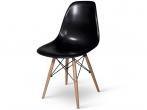 Bild Designer-Möbel Eß-Tisch Prouvé rund mit 4 Stühlen
