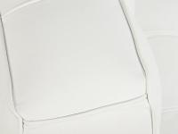 Bild Designer-Möbel Kubus Sofa 2 Sitzer - Weiß