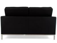 Bild Designer-Möbel Lounge COSYNOLL 2 Sitzer - Schwarz