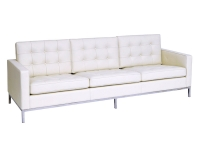 Bild Designer-Möbel Lounge COSYNOLL 3 Sitzer - Weiß
