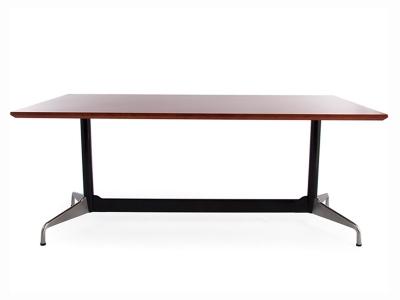 Bild Designer-Möbel Eames Contract Tisch - Buche