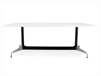 Bild Designer-Möbel Eames Contract Tisch - Weiß