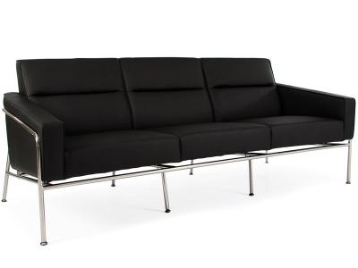 Bild Designer-Möbel Jacobsen Serie 3300 Sofa 3 Sitzer