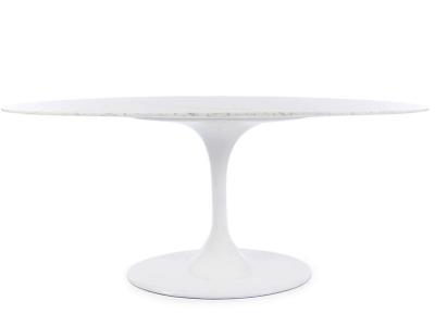 Bild Designer-Möbel Oval Tisch Tulip Saarinen