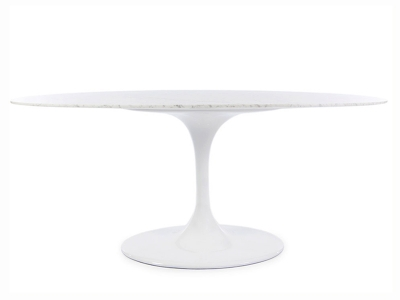 Bild Designer-Möbel Oval Tulip-Tisch Saarinen