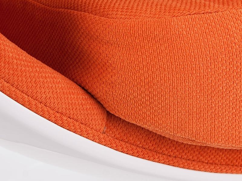 Bild von Stuhl-Design Ball Sessel Eero Aarnio - Orange
