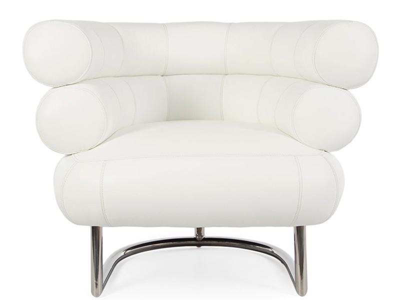Bild von Stuhl-Design Bibendum Sessel - Weiß